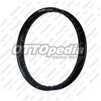 harga Velg - Pelek Rim - Ring - Jari jari Rossi 17-160 Hitam 36 Hole Tokopedia.com