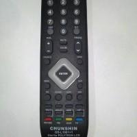 REMOT/REMOTE TV POLYTRON LCD/LED MULTI/UNIVERSAL/SERBA GUNA CHS