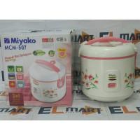 Miyako Magic Com MCM 507 / Rice Cooker Miyako / Penanak Nasi Serbaguna