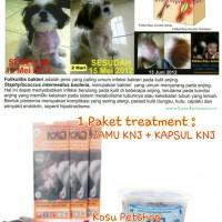 Jual PAKET HEMAT! Obat jamur, alergi pada kulit bulu anjing dan kucing Murah