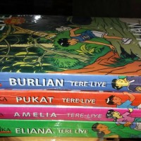 paket novel serial anak-anak mamak by tereliye