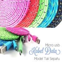 harga 3 METER Kabel Data Panjang / Charger Tali Sepatu / Kabel Data 3 METER Tokopedia.com