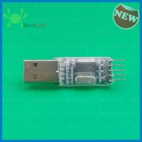 PL2303 USB To RS232 TTL Converter Adapter Module PL2303HX
