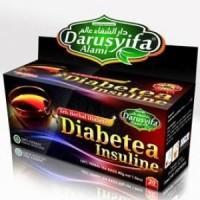 Jual top teh diabetea insulin obat herbal diabetes melitus gula darah Murah