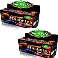 Jual mantap teh diabetea insulin obat herbal diabetes melitus gula darah Murah