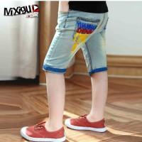 Celana Jeans Pendek Anak Laki-Laki   Cowok   Import