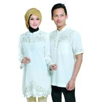Harga busana muslim baju koko fashion pria java 7 aly 332 kelly | antitipu.com