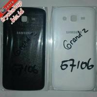 Backdoor / Tutup Baterai Hp Samsung Galaxy Grand 2 G7106 Batre Batere