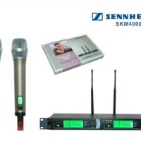 harga Mic Wireless Sennheiser Skm 4000 Tokopedia.com