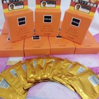 Masker Naturgo 10 Saset Free Box