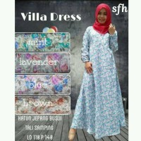 harga Villa Dress Tokopedia.com