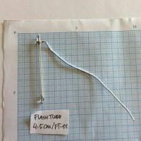 Sparepart Lampu Studio / Flash Tube 4,5 Cm FT-01