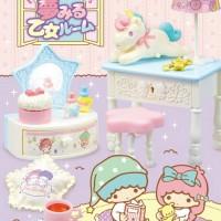 harga Re-ment Little Twin Star Dream Room Tokopedia.com