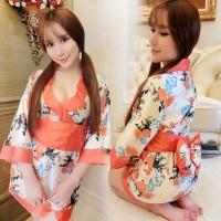 [YSL-124] Cosplay Lingerie Hot Sexy Kimono