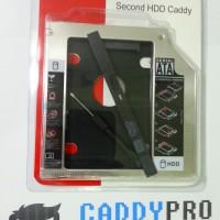 HDD caddy Tipis (SLIM) 9.5mm SATA to SATA