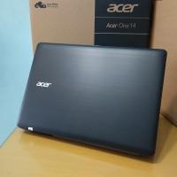 Laptop acer One 14 Terbaru Intel Core i3-5005U Layar 14-inch HDD 500GB
