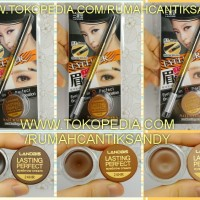 LANDBIS EYELINER & EYEBROW GEL ~ GEL ALIS ~ LANBIS ~ alat Make UP