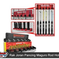 Rak Joran Pancing Maguro Rod Holder
