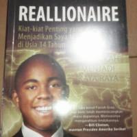Buku Reallionaire Farrah Gray