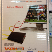 Misc Brand - TV Tuner for LCD & CRT
