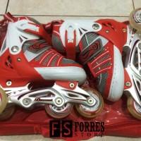 Sepatu Roda Inline Ban Karet Sol Banwei Bajaj Roda Tiga