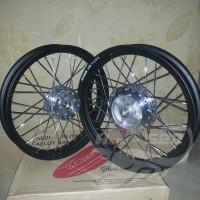 harga Velg Rossi XD Yamaha Old Vixion (belakang tromol) Tokopedia.com