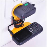 frame steker polos untuk charge HP handphone - hhm085