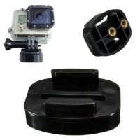 GoPro New Quick Release Tripod Mount Adapter Base For Gopro Hd Hero