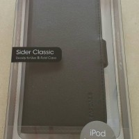harga Capdase Ipod Touch 5th Gen Itouch5 Itouch 5 Folder Case Sider Classic Tokopedia.com