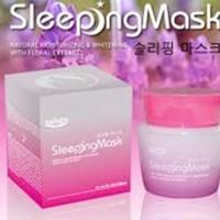 Skiner Sleeping Mask / Masker Wajah Skiner Jaco / Mask Ori Jaco Tv