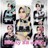 harga Arzety BB Colour / Bergo Arzety Santika / Jilbab Belah Pinggir Tokopedia.com
