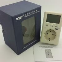 Wattmeter, Voltmeter, Kwhmeter (All in One) WANF watt meter
