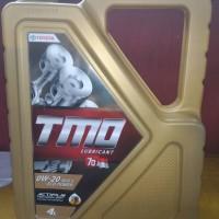 Oli TMO SAE 0W/20 API SN galon 4 liter