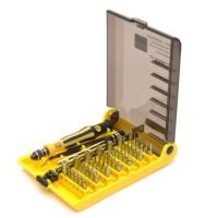 Jackly 45 In 1 Precision Screwdriver Cell Mobile Phone Repair Tool Kit