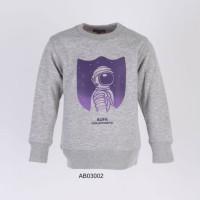 Jacket / Sweater Anak Laki Laki Aufa Kids AB03002