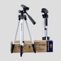 Camera Tripod - Weifeng Portable Tripod Stand 4-Section Aluminum Legs
