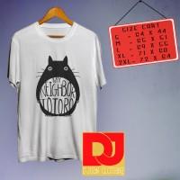 Kaos My Neighbor Totoro Logo Design
