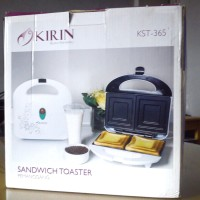 Kirin Sandwich Toaster KST-365 Pemanggang Roti