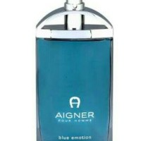 Aigner Blue Emotion for Men ORI REJECT