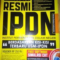 BUKU RESMI MASUK IPDN