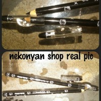 MAC Eyeliner Black Hello Kitty + Rautan