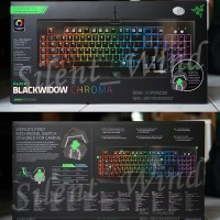 Razer Blackwidow Ultimate Chroma Mechanical Gaming Keyboard