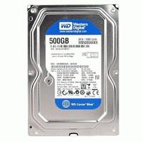 WDC 500GB 16MB SATA 3 BLUE 7200 RPM HARDISK WESTERN DIGITAL CAVIAR