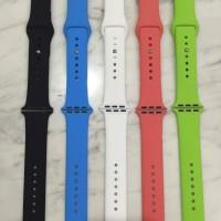 harga Silicone Strap Apple Watch Sport Band 42mm 38mm Watchband Tali Jam 38 Tokopedia.com