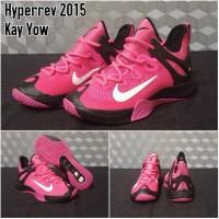 sepatu basket hyperrev 2015 kay yow pink