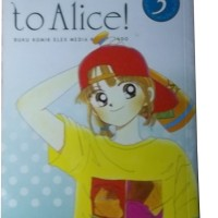 Leave it to Alice vol 5 Arai Kiyoko
