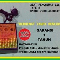 Jual PRODUK ASLI !!! - Penghemat Listrik utk 2200 Watt s/d 4400 Watt Murah