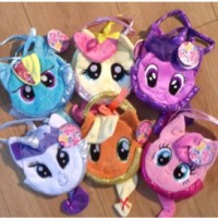 Jual Tas dompet (handbag) - My little pony (license ori Hasbro) Murah