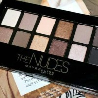 Jual Maybelline The Nudes Eyeshadow Murah