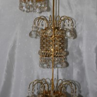 harga Lampu Tangga Kristal Minimalis [free Bohlam Led] Tokopedia.com